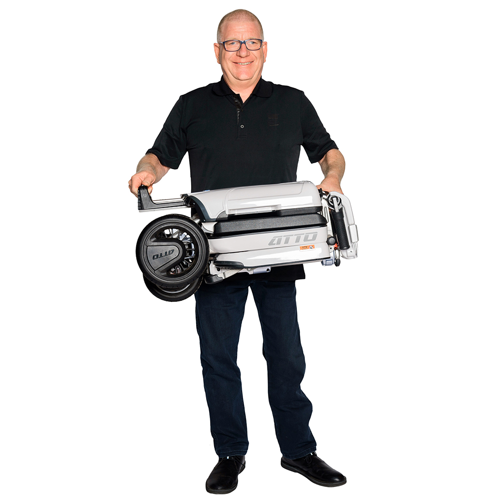 ATTO Lightweight Mobility Scooter