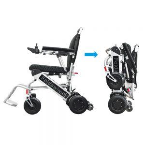 Lightest Electric Wheelchair